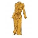8551 simplicity tunic dress pattern 8551 envelope