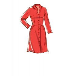 8552 simplicity tunics pattern 8552 AV5