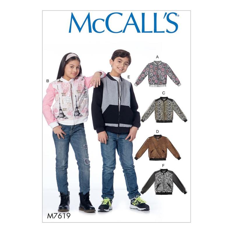 Wykrój McCall's M7619