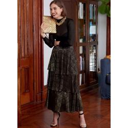 8013 simplicity dresses pattern 8013 AV2