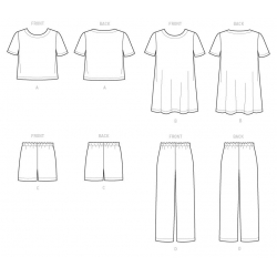 2542 simplicity costumes pattern 2542 envelope fro