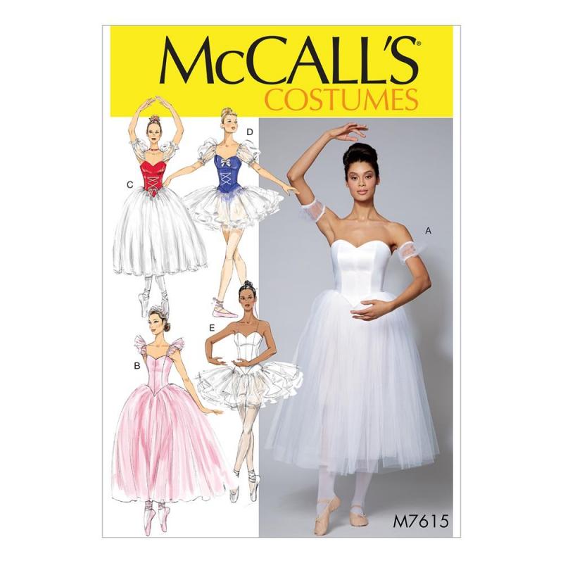 Wykrój McCall's M7615