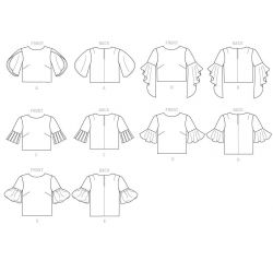 simplicity jackets coats pattern 8056 envelope
