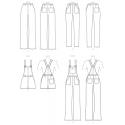 8065 simplicity girls pattern 8065 AV1