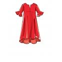 8556 simplicity fringe jacket pattern 8556 AV1