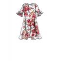 8014 simplicity dresses pattern 8014 envelope back
