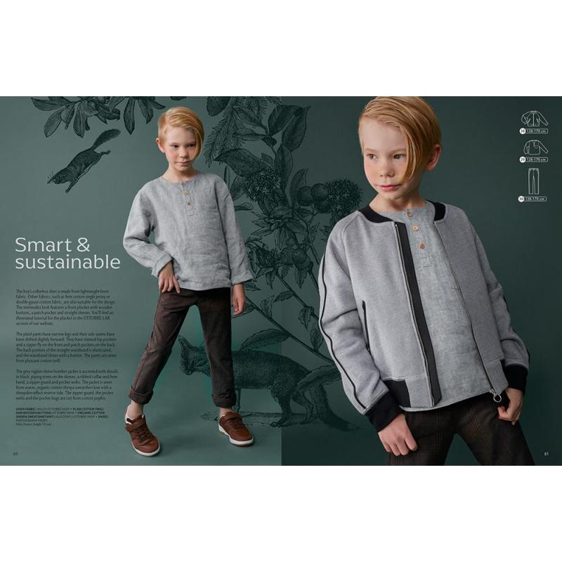 8556 simplicity fringe jacket pattern 8556 AV3