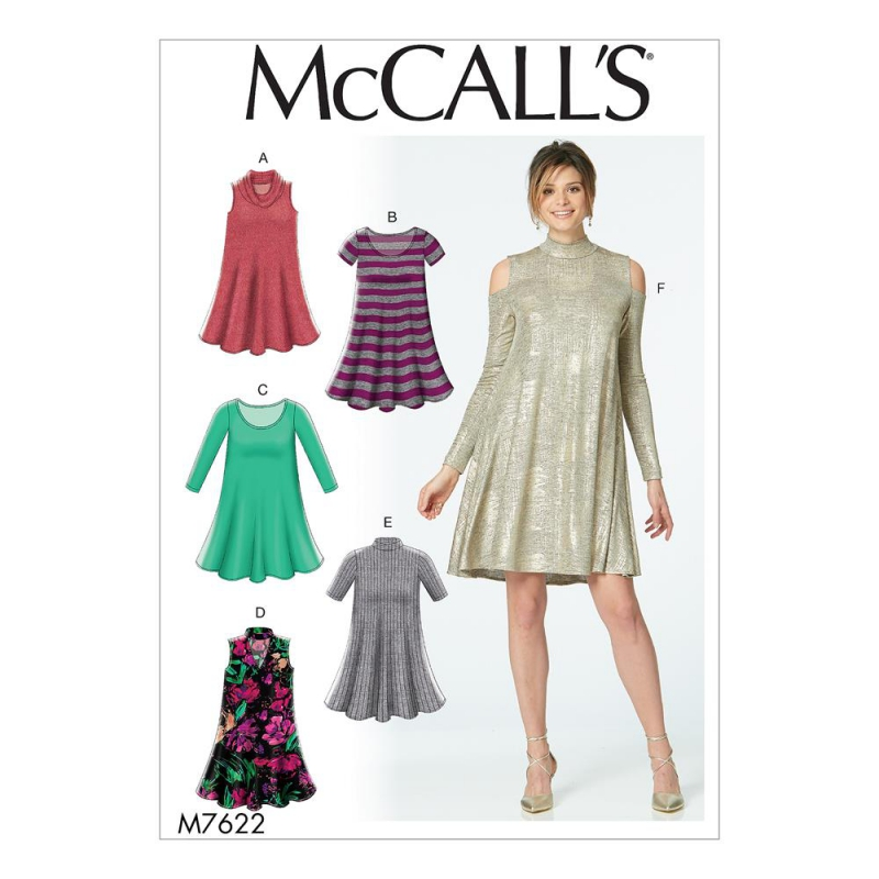 Wykrój McCall's M7622