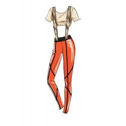 4 simplicity threads sportswear pattern 8748 a