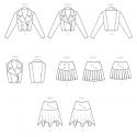 2n simplicity mimi g wool coat pants pattern 8