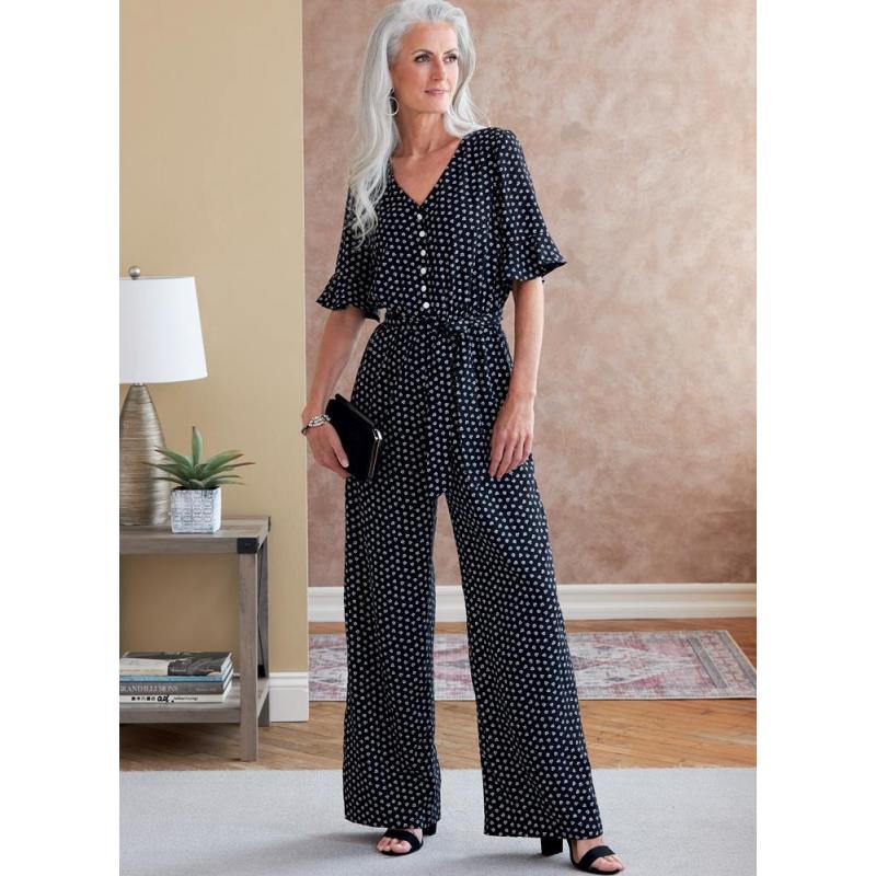 1183 simplicity tops vests pattern 1183 AV2