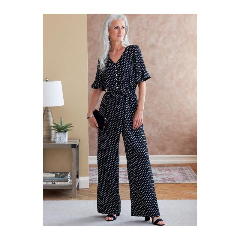 1183 simplicity tops vests pattern 1183 AV1