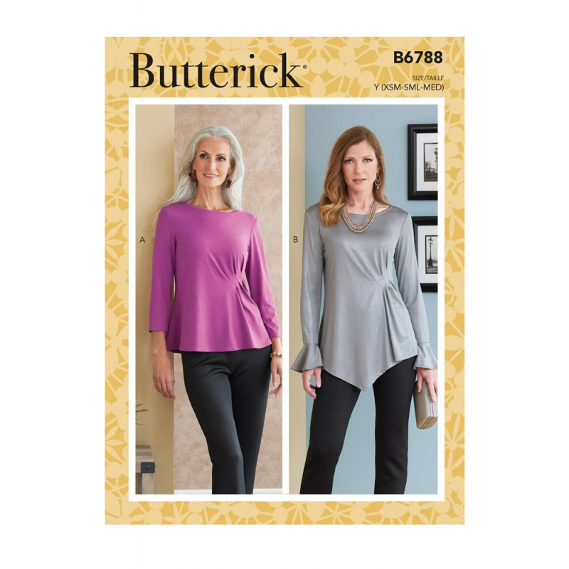1183 simplicity tops vests pattern 1183 envelope f