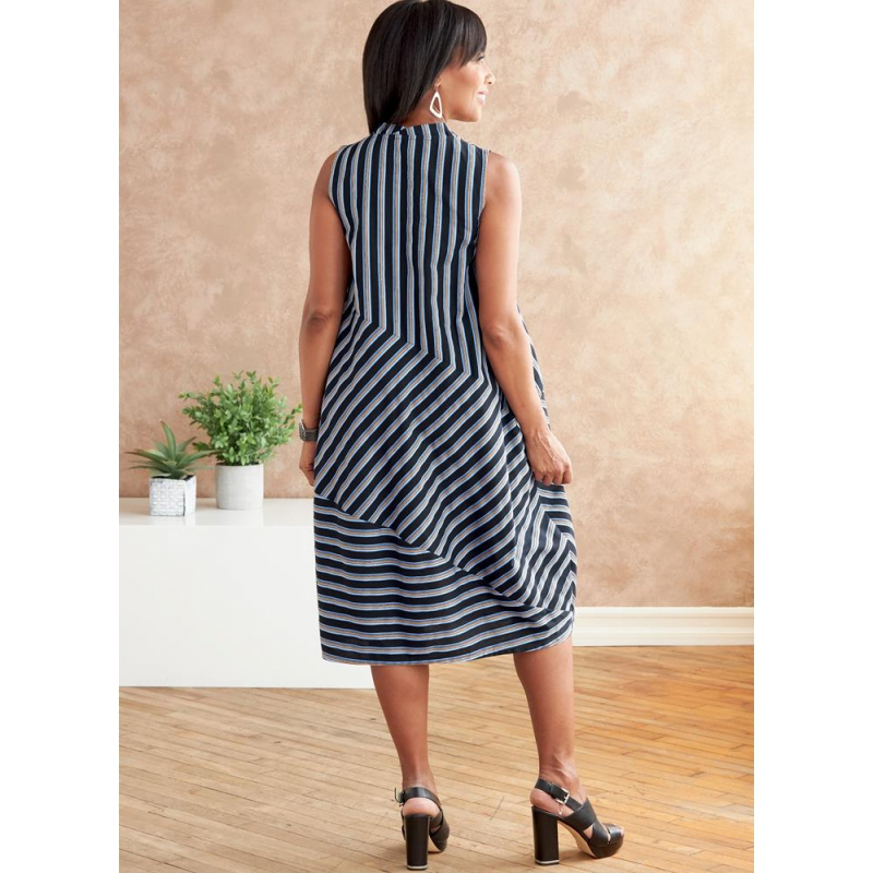 8231 simplicity dresses pattern 8231 AV2