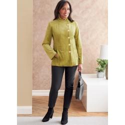 8231 simplicity dresses pattern 8231 front back vi