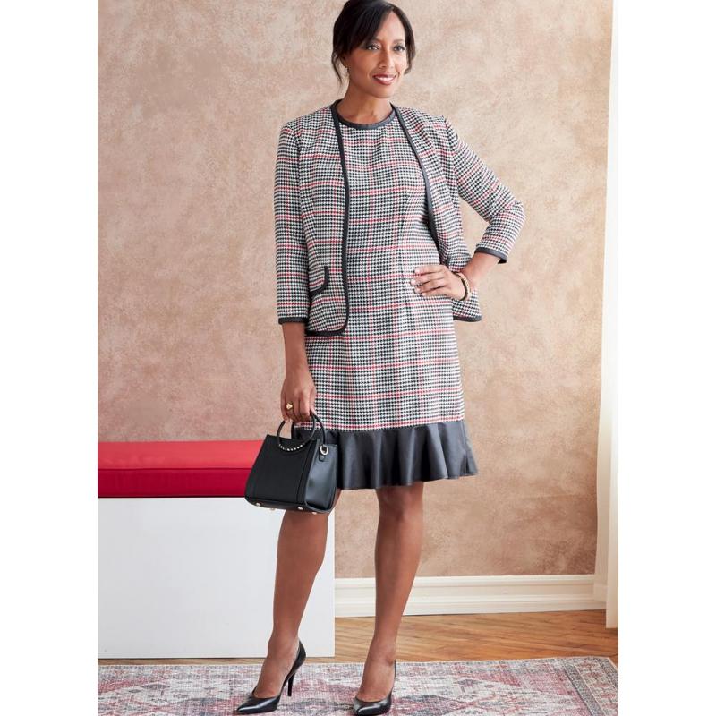 8231 simplicity dresses pattern 8231 envelope back