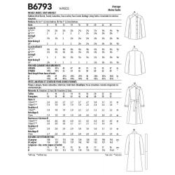 8235 simplicity costumes pattern 8235 AV2A
