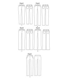 8285 simplicity costumes pattern 8285 AV2B