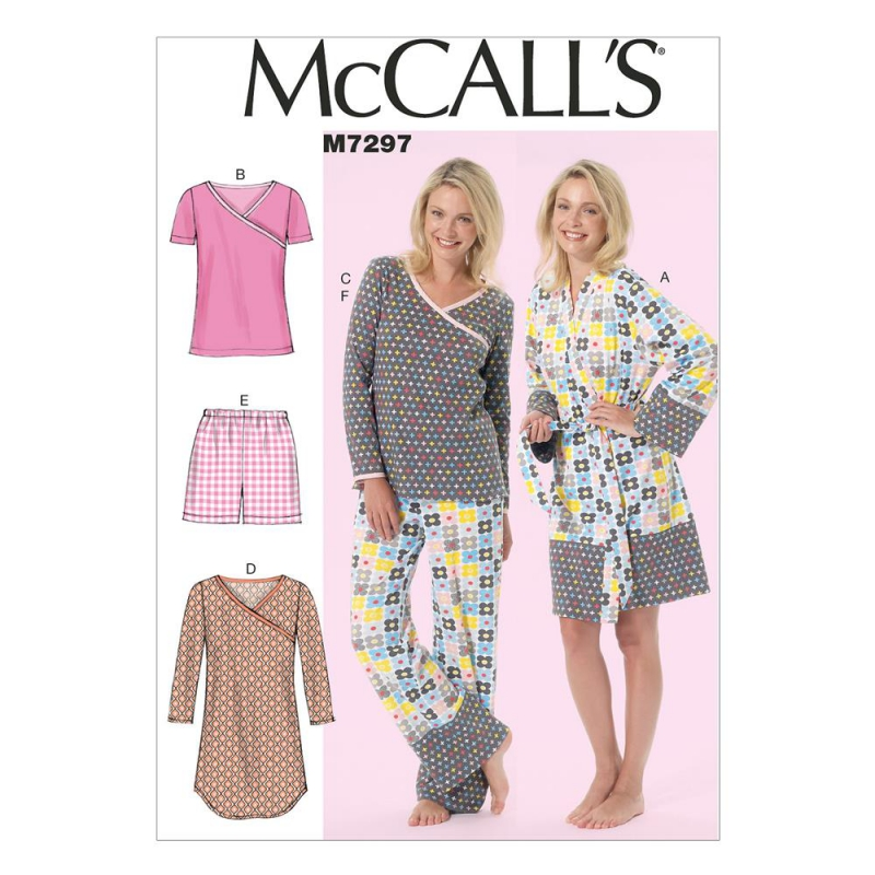 Wykrój McCall's M7297