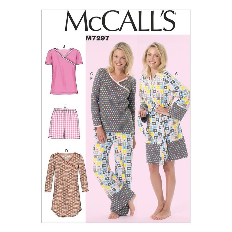 Wykrój McCall's M7576