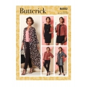Wykrój Butterick B6802