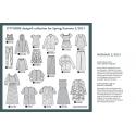1200 simplicity skirts pants pattern 1200 front ba