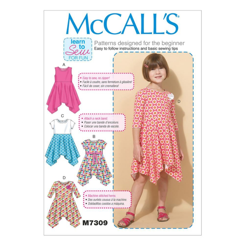 Wykrój McCall's M7309