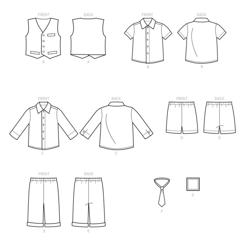 1499 simplicity jackets coats pattern 1499 AV1