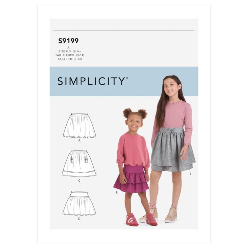 1507 simplicity babies toddlers pattern 1507 AV2