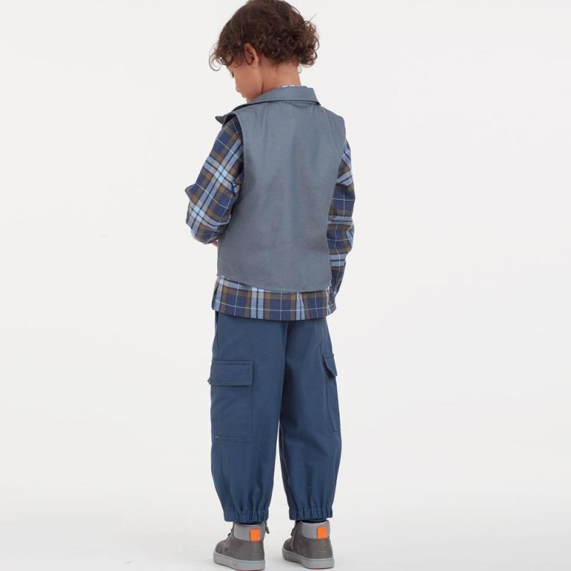 1507 simplicity babies toddlers pattern 1507 AV2B