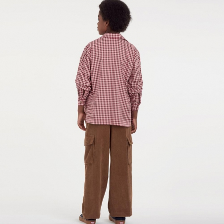 1510 simplicity girls pattern 1510 envelope front