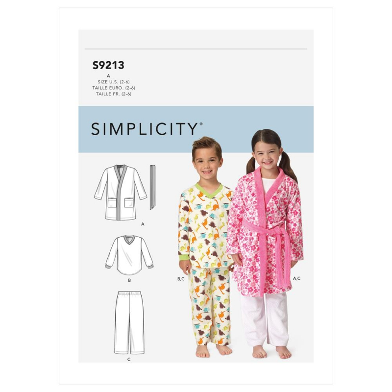 1575 simplicity girls pattern 1575 AV2