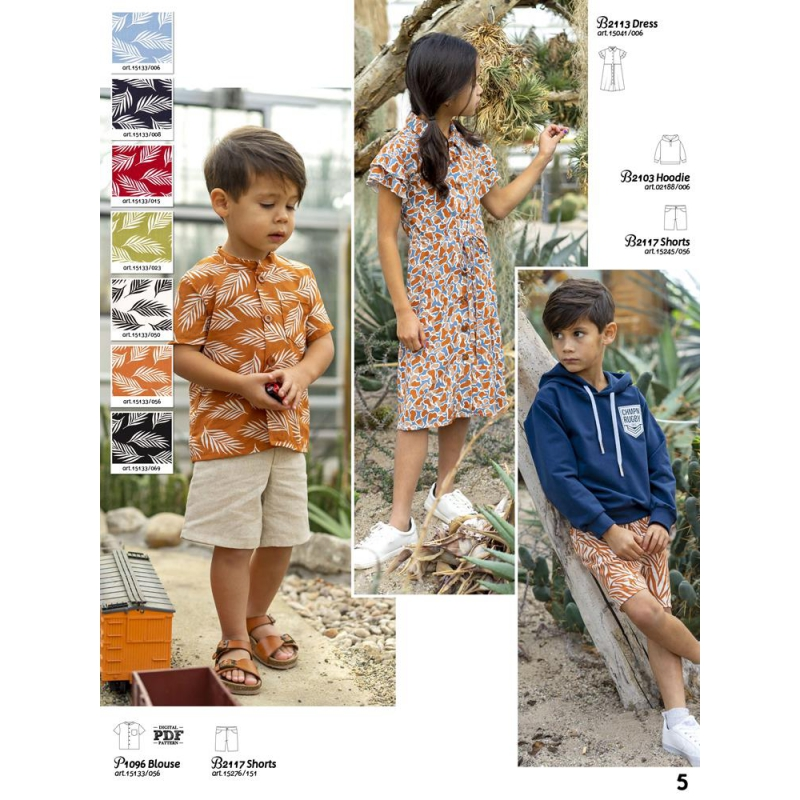 1786 simplicity girls pattern 1786 AV2