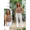 2058 simplicity skirts pants pattern 2058 front ba