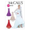 Wykrój McCall's M7320