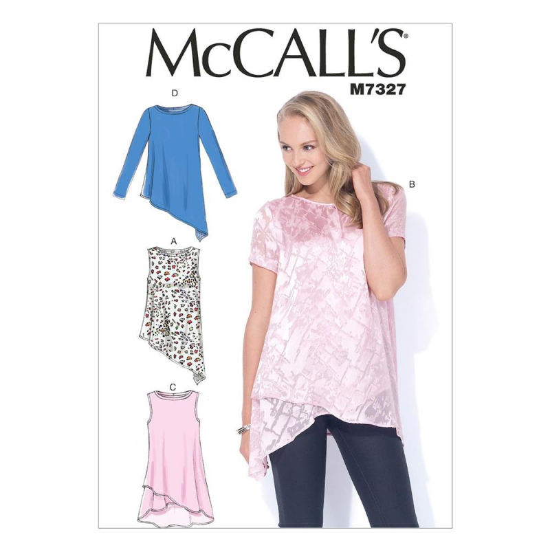 Wykrój McCall's M7327
