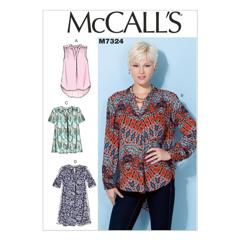 Wykrój McCall's M7324
