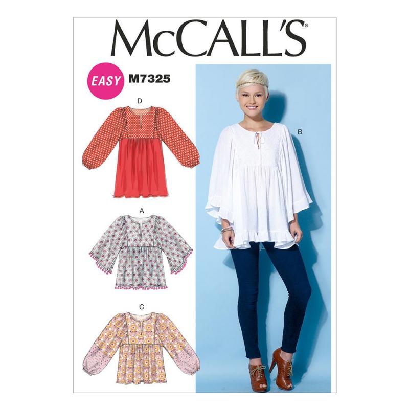 Wykrój McCall's M7325