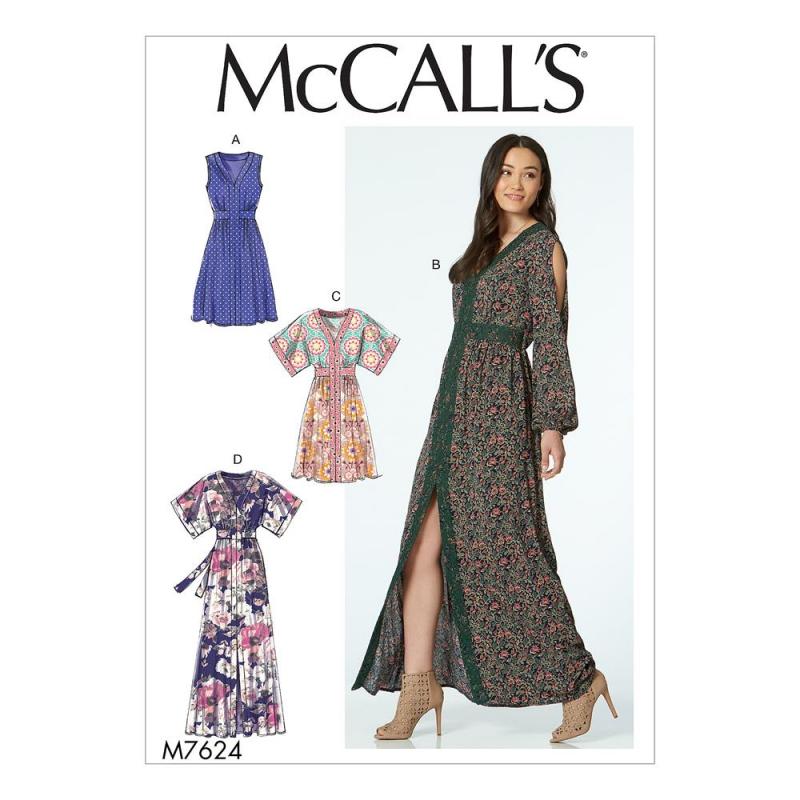 Wykrój McCall's M7624