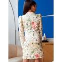 8362 simplicity lace blouse pattern 8361 front bac