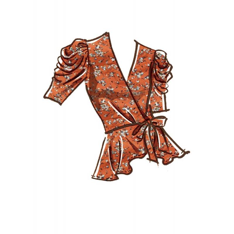 8363 simplicity fantasy costume pattern 8363 AV3