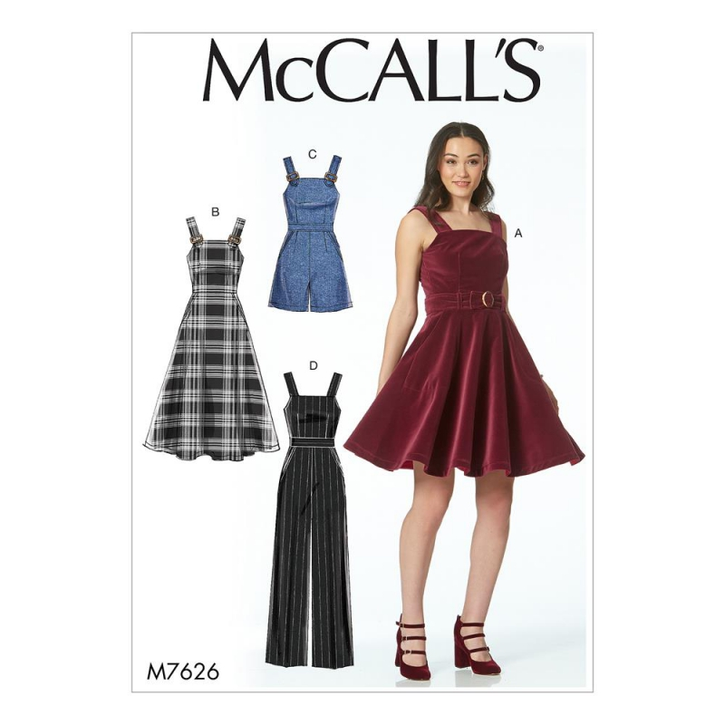 Wykrój McCall's M7626