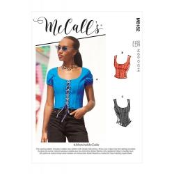 4simplicity vintage blouse cummerbund miss pat