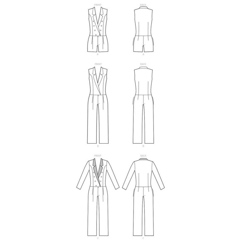simplicity bomber jacket pattern 8418 envelope