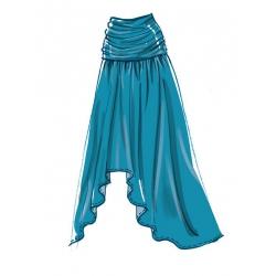 1simplicity vintage 1950s rockabilly dress mis