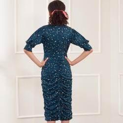 8578 simplicity baroque gown pattern 8578 AV4
