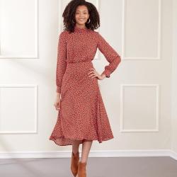 8578 simplicity baroque gown pattern 8578 AV3