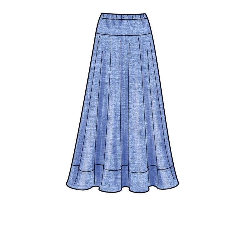 8626 simplicity corset belts pattern 8626 AV6