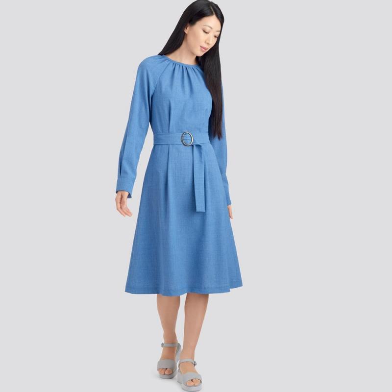 8467 simplicity doubleface coat pattern 8467 AV4