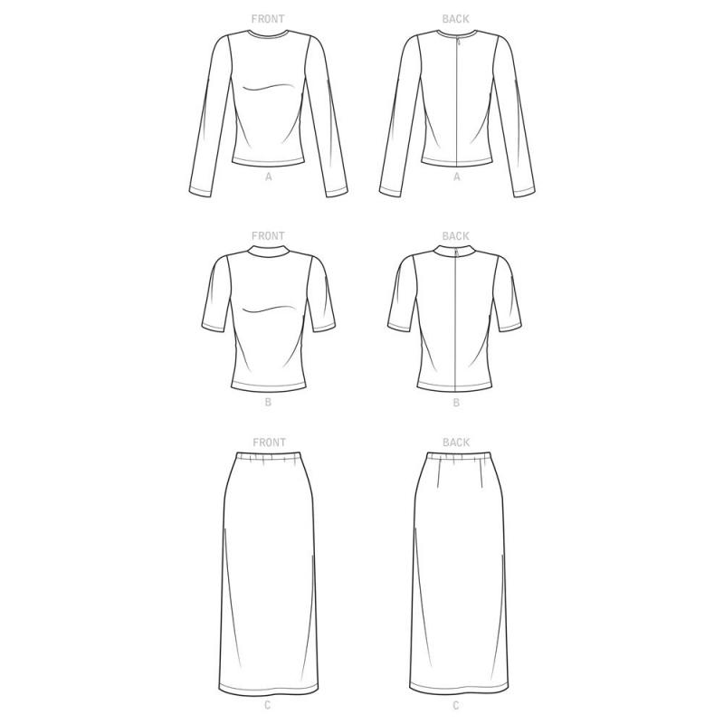 8691 simplicity sew chic dress pattern 8691 envelo